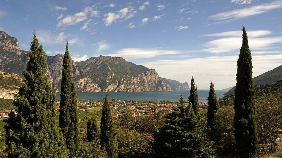 אגם גארדה צפון איטליה