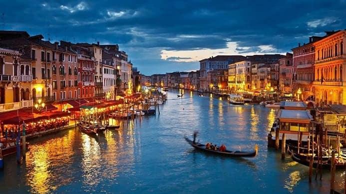 אטרקציות עיקריות של ונציה