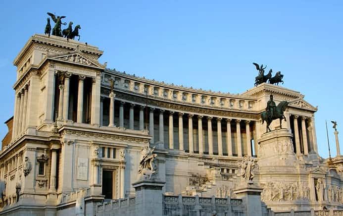 נופש ברומא