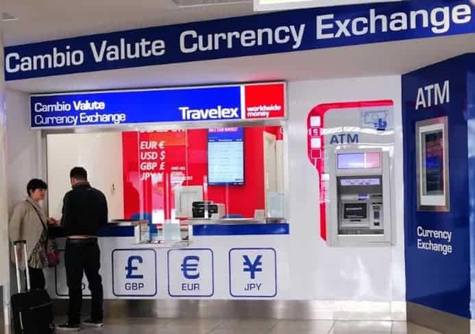 איפה לקבל החזר מס בשדה התעופה של נאפולי