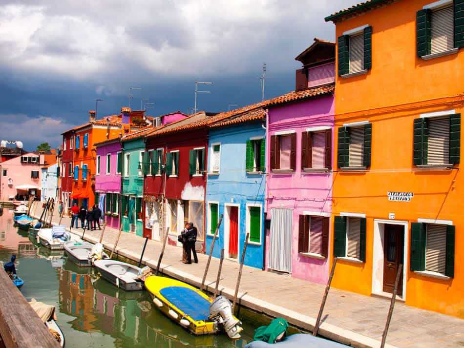 בוראנו-ונציה
