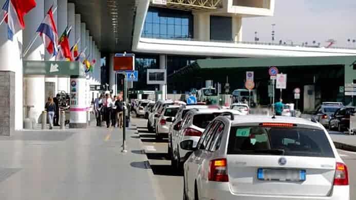 איך להגיע למילאנו משדה התעופה