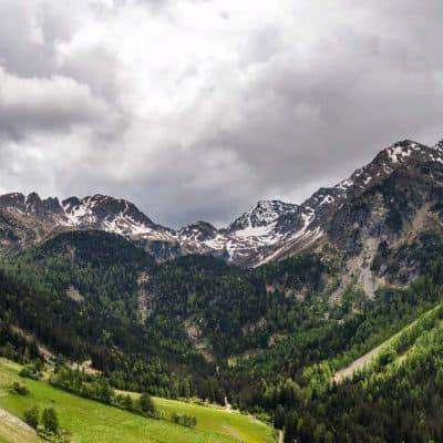 הרי הדולומיטים איטליה