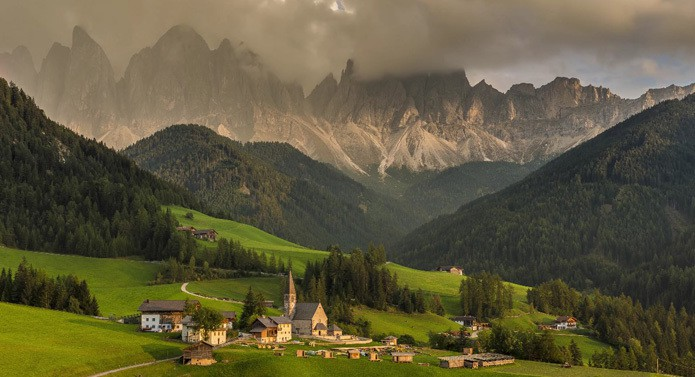הרי הדולומיטים צפון איטליה