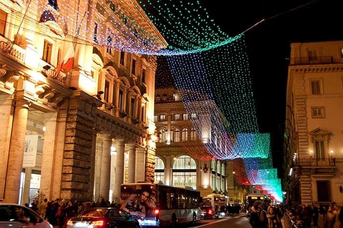קניות ברומא