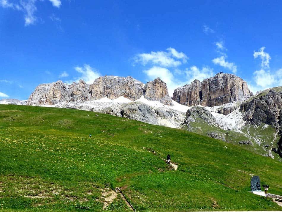 טבע הרי הדולומיטים