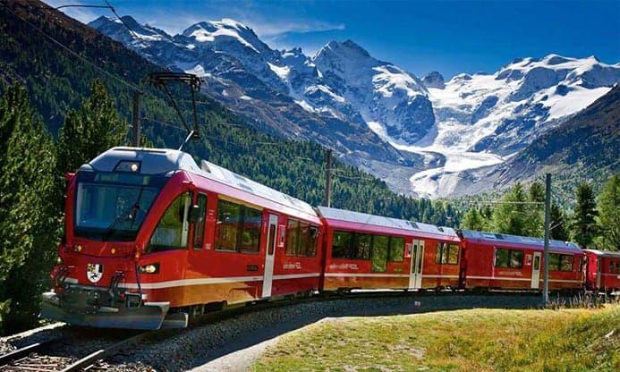 טיול בצפון איטליה בתחבורה ציבורית