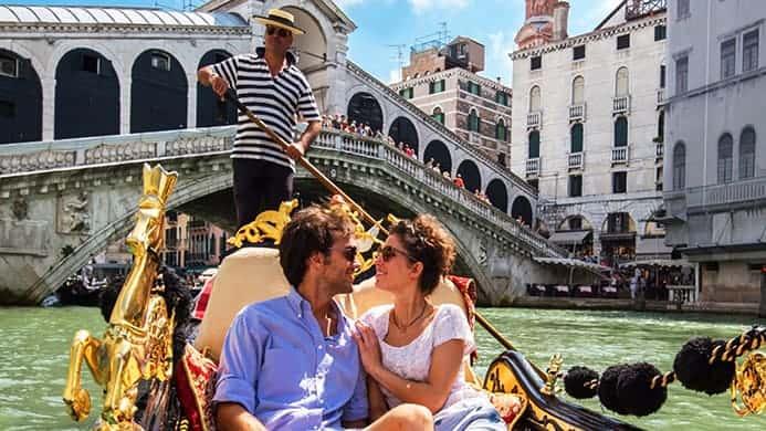 טיול רומנטי בצפון איטליה
