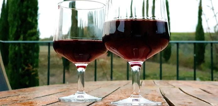 טעימות יין בטוסקנה