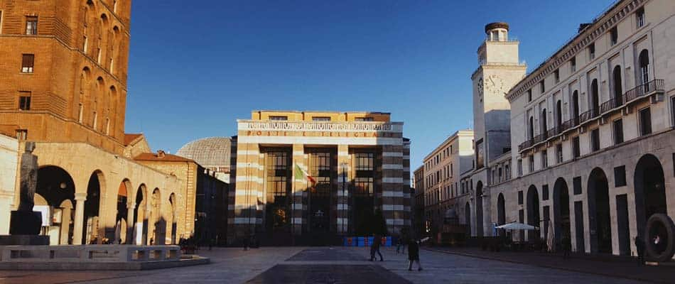 כיכר מוסולוני בברשיה