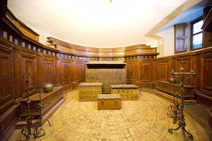 עלות כניסה לטירת סנטאנג'ל