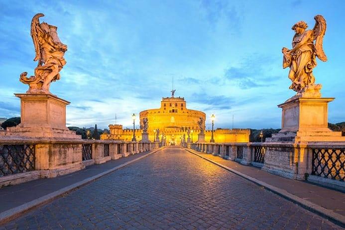 לאן ללכת ברומא
