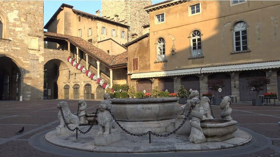 אטרקציות ברגמו איטליה