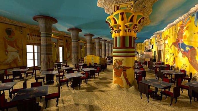 מסעדות מומלצות בבפארק גארדה לנד