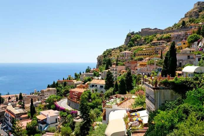 חופשה בדרום איטליה
