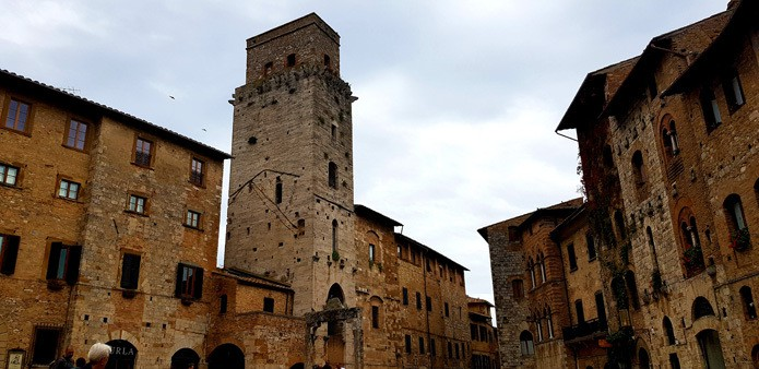 סן גימיניינו איטליה
