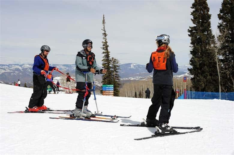 סקי למתחילים באיטליה