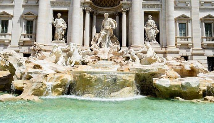 מה יש לראות ברומא