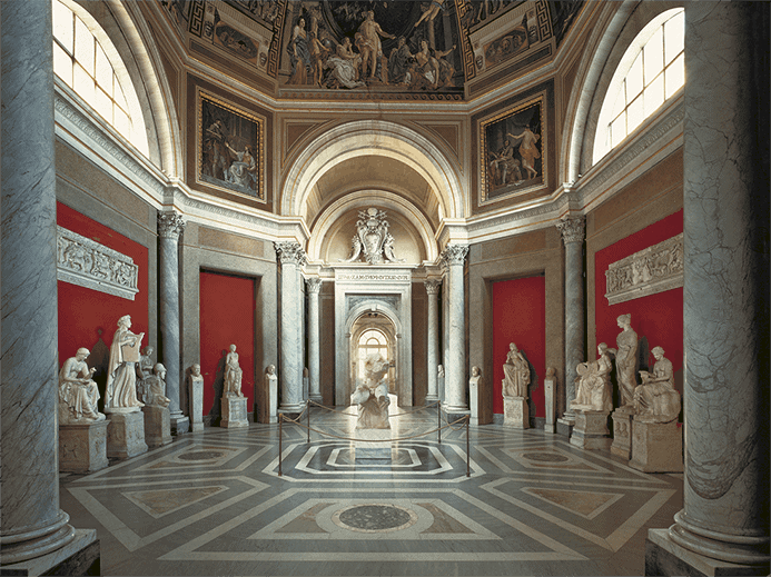 אטרקציות במוזיאונים של הוותיקן