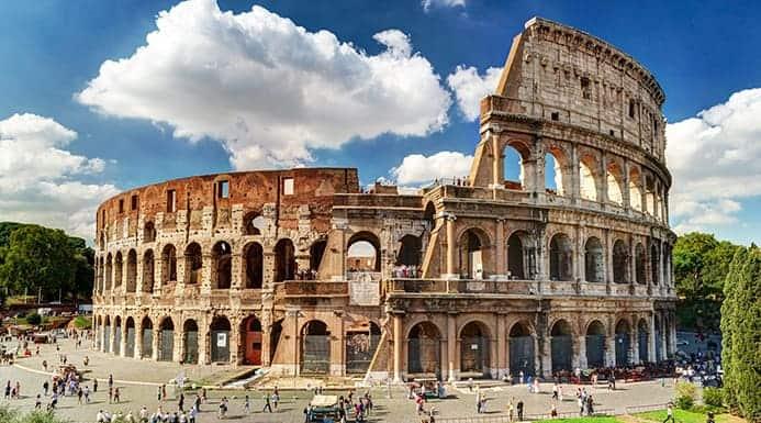 אטרקציות של רומא