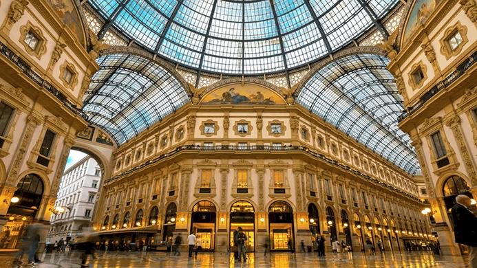 קניות במילאנו