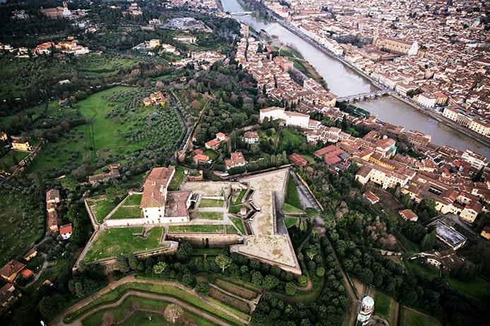 נופש בפירנצה