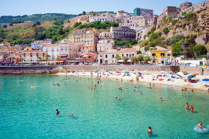 אטרקציות בדרום איטליה
