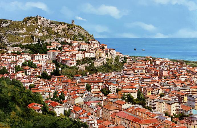 מה יש לעשות בדרום איטליה