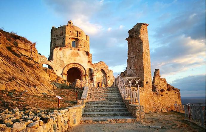 ערים בדרום איטליה