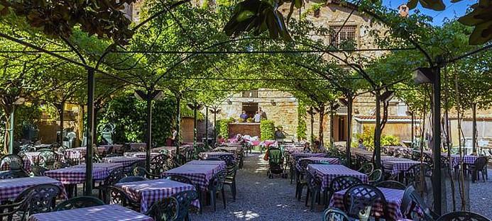 בתי קפה ומסעדות מומלצות בברגמו
