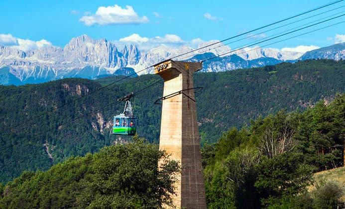 טיול בצפון איטליה