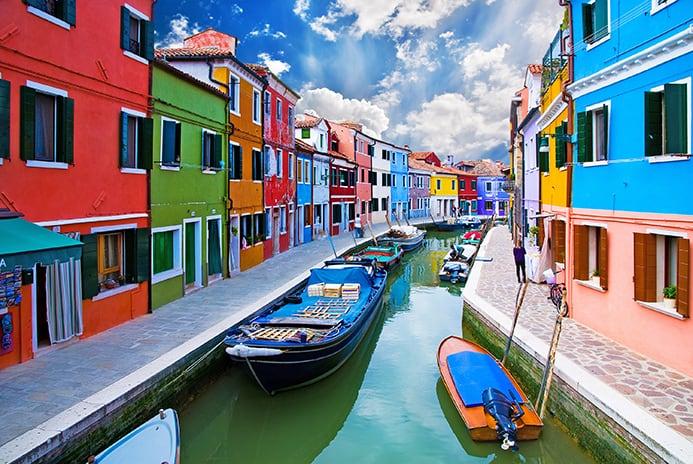 מה יש לראות באיטליה