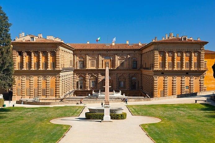 עלות כניסה לארמון פיטי