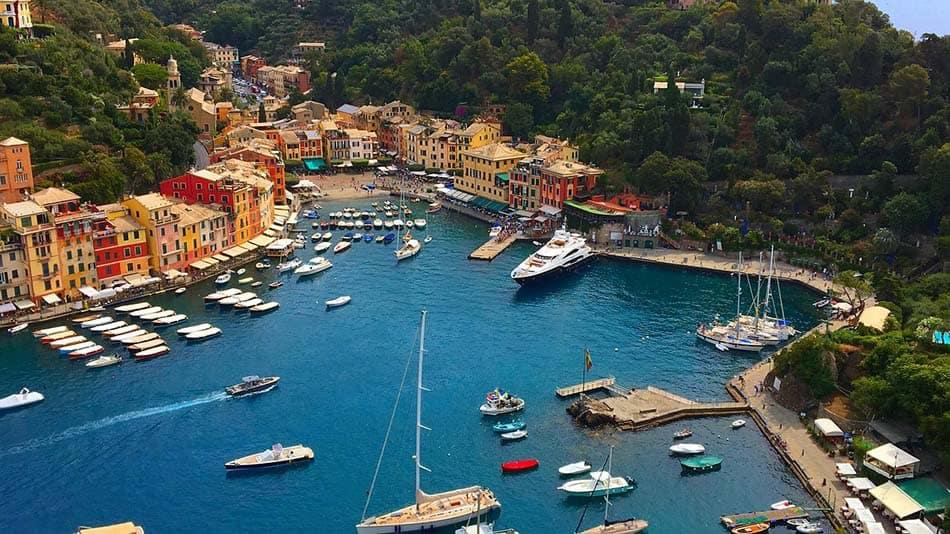 חופי פורטפינו (Portofino)