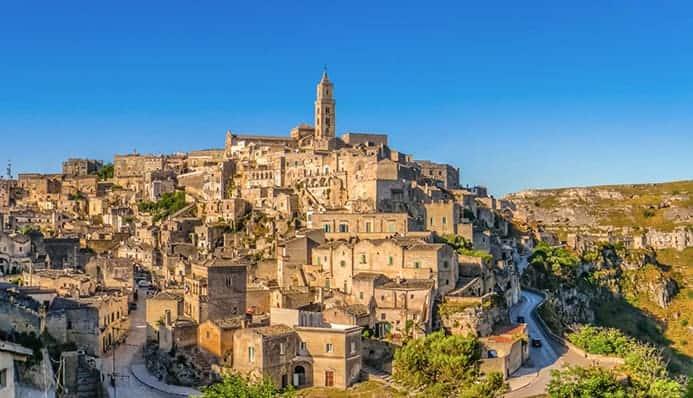 טיול בדרום איטליה