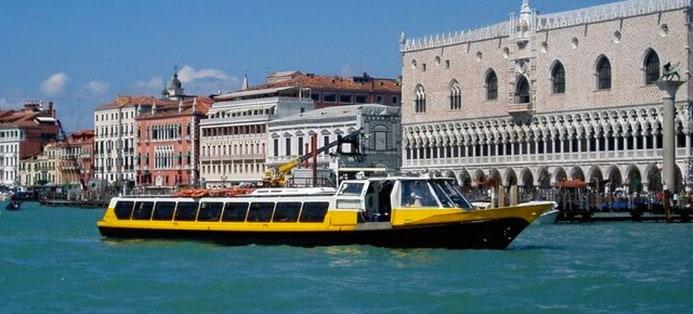 """איך להגיע לונציה מנמל תעופה בונציה """"מרקו פולו"""""""