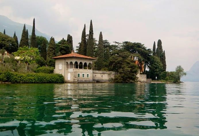 מה יש לראות באגם גארדה